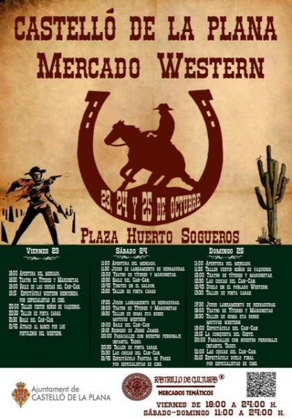 Mercado Western en Castellón