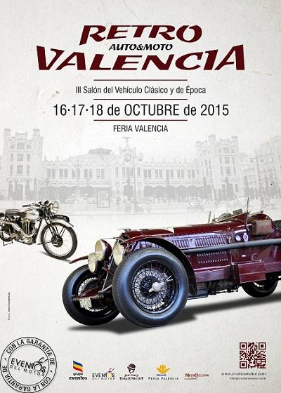 III Retro Valencia 2015