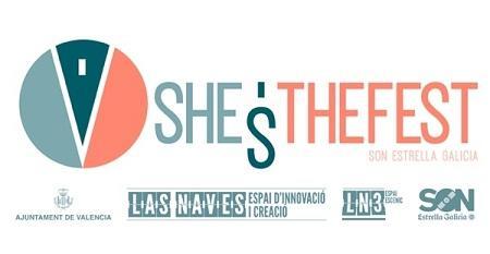 Festival 'She's The Fest'