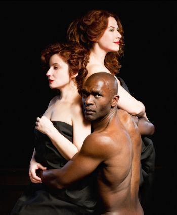 Mujeres y Criados en el Teatro Principal