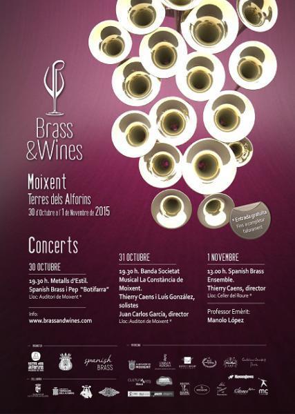 Festival Brass & Wines 2015