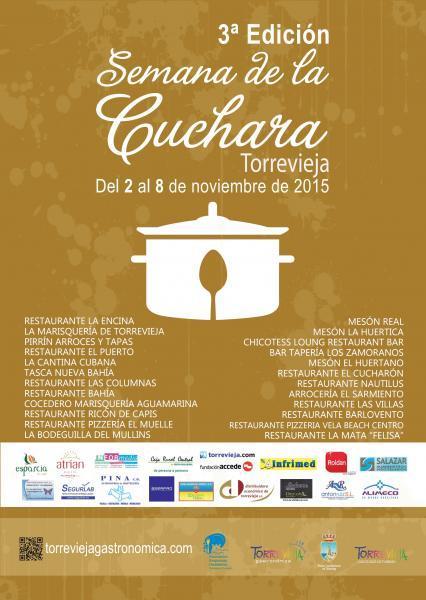 SEMANA DE LA CUCHARA EN TORREVIEJA 2015