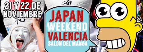 Japan Weekend Valencia. Salón Manga 2015