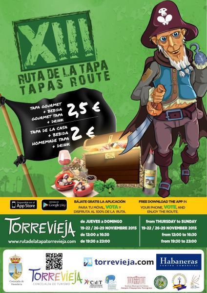 XIII RUTA DE LA TAPA EN TORREVIEJA