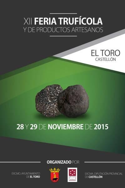 Feria de la trufa y de productos artesanos de El Toro