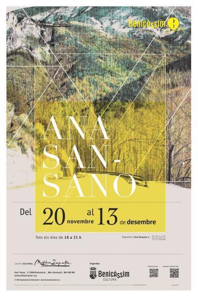 Exposición de Ana Sansano