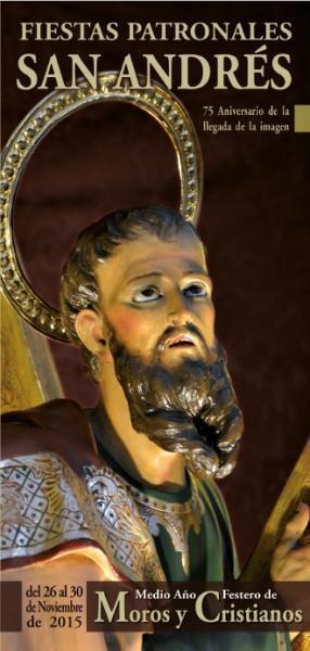 Fiestas Patronales San Andrés y Medio Año Festero en Almoradí