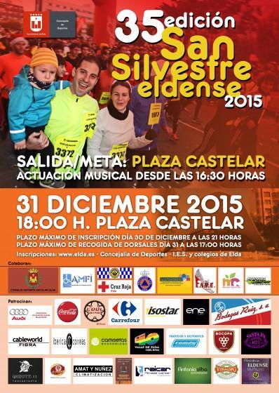 XXXV Edición San Silvestre Eldense
