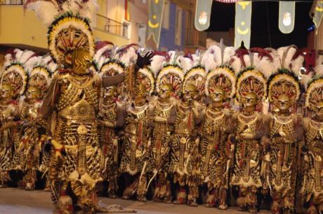 Fiestas de Moros y Cristianos en Honor a San Vicente Ferrer