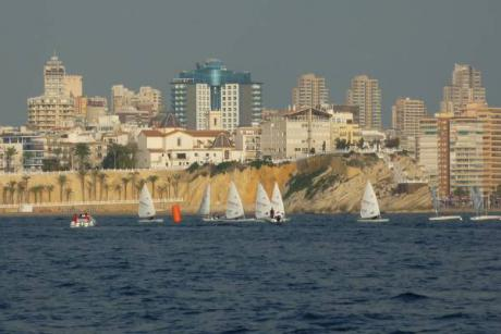 Feel sporty and pay a visit to the Sailing Christmas in Benidorm