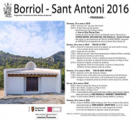 San Antonio en Borriol