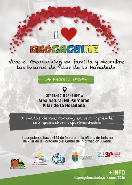 Descubre Geocaching en Pilar de la Horadada 2016
