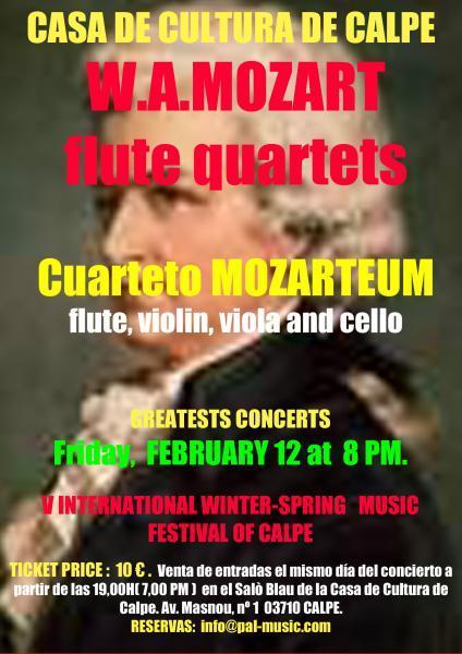 Cuarteto Mozarteum