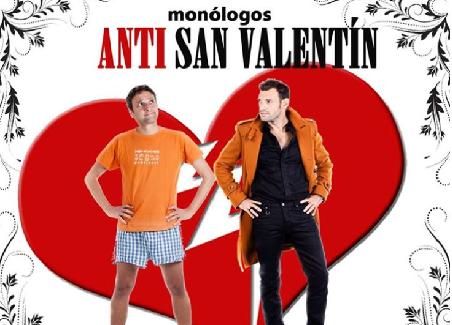 Monólogos Anti-San Valentín