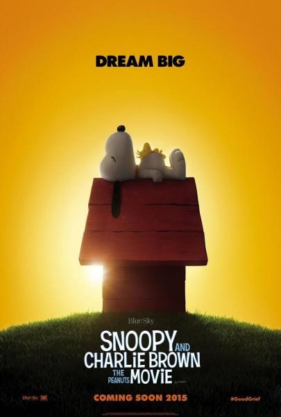 Cine Animación: Carlitos y Snoopy. La película de Peanuts