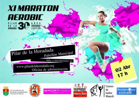 XI Maratón Aeróbic en Pilar de la Horadada