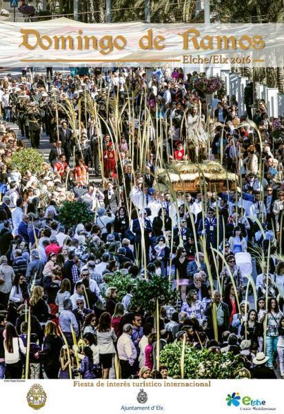 Palm Sunday Procession in Elche