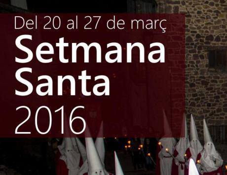 Semana Santa. Vilafamés 2016.