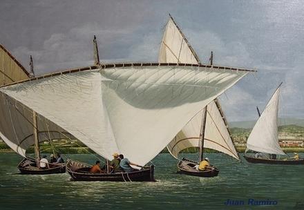 "Painting Exhibition ""Juan Ramiro"""