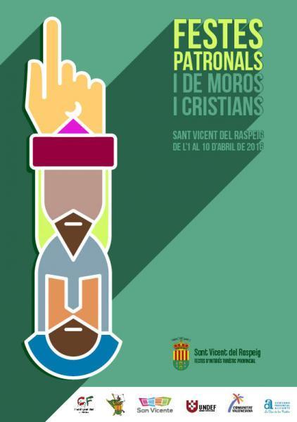 Moors and Christians San Vicente del Raspeig 2016