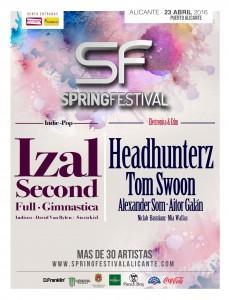 Spring Festival Alicante 2016