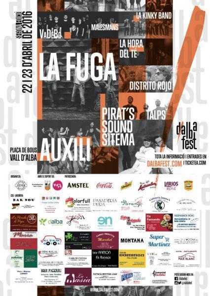 D'Alba Fest en Vall D'Alba