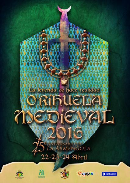 Mercado Medieval Orihuela 2016