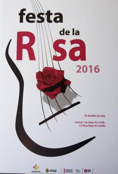 Fiesta de la Rosa en Castellón