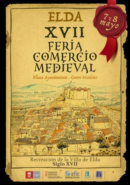 XVII FERIA COMERCIO MEDIEVAL ELDA