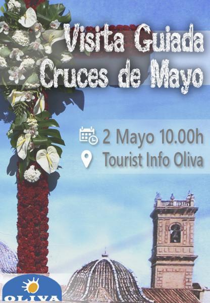 Visita Guiada Gratuita a las Cruces de Mayo