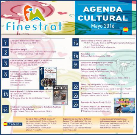 May's Cultural Guide of Finestrat