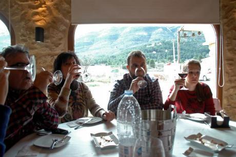Cata de vinos: AROMAS DE ALEJANDRÍA