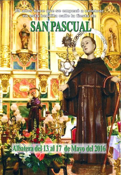 Fiestas en honor a San Pascual 2016