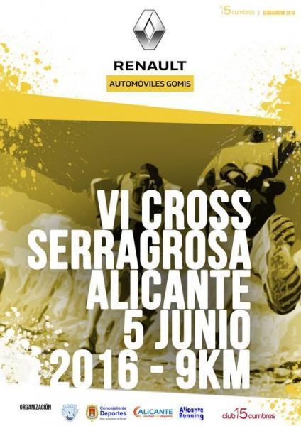 VI Cross Serragrossa