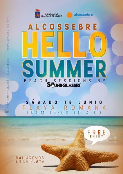 "ALCOSSEBRE ""HELLO SUMMER"""