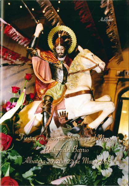 Fiestas en honor a San Jaime 2016