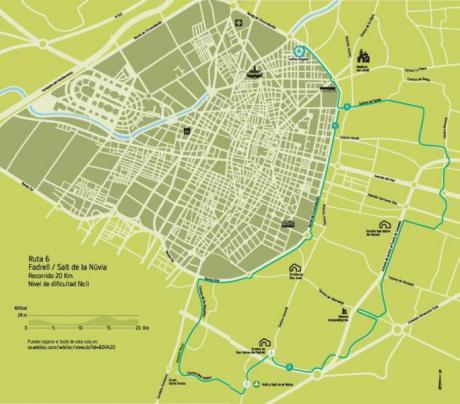 III Ruta Cicloturística por el término de Castellón