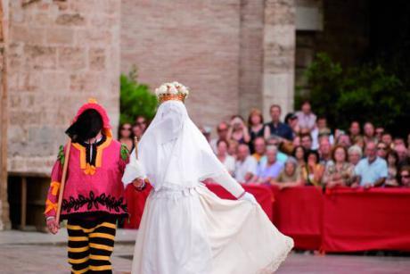 El Corpus Christi, una fiesta que habla sobre la sociedad valenciana