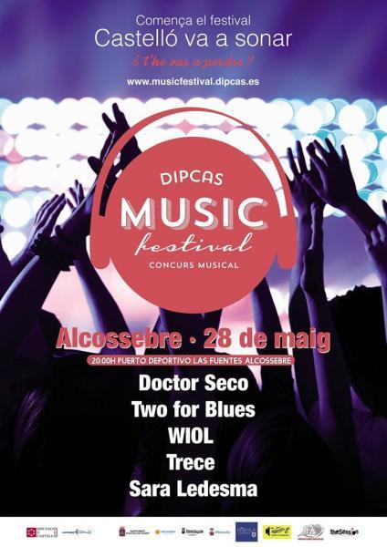 DIPCAS MUSIC FESTIVAL ALCOSSEBRE
