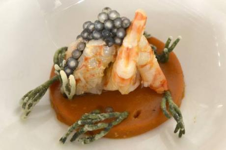 Guardamar del Segura boasts of ñora  and shrimp