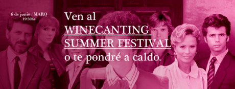 WINECANTING SUMMER FESTIVAL 2016
