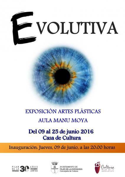 Exposición 'Artes Plásticas, Sala Manu Moya' en Pilar de la Horadada 2016