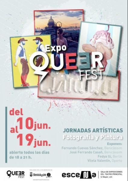 Exposición Queer Fest