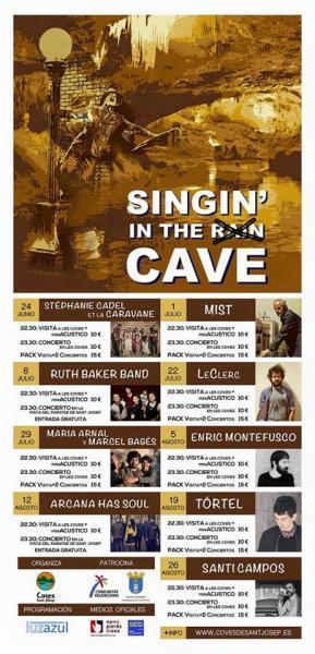 SINGIN IN THE CAVE