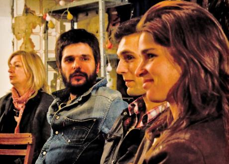 """Teatro: Pérez & Disla presentan """"La Gente"""""""