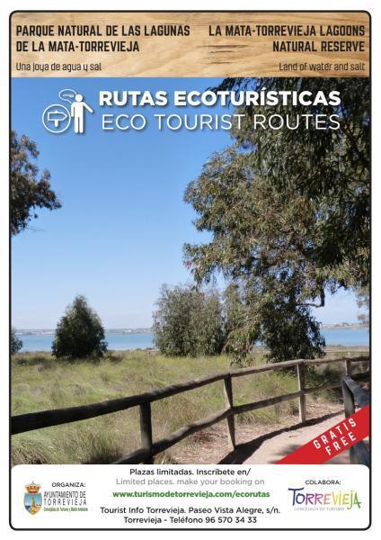 Rutas Ecoturísticas Gratuitas  en Torrevieja