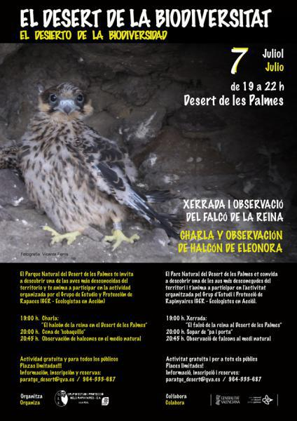 Observación de aves - Desert de les Palmes