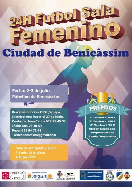 24 Horas Fútbol Sala Femenino