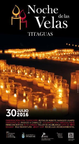 Noche de las velas - Titaguas