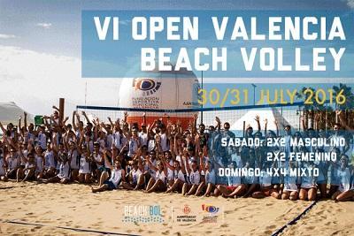 VI Open Valencia Beach Volley